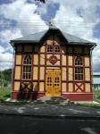 kaple Panny Marie v Kunčicích nad Labem